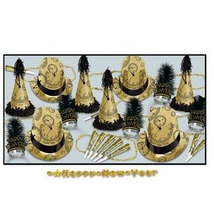 The Gold Midnight New Year Assortment For 50