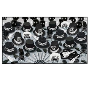 Grand Deluxe Silver New Year Assortment For 50